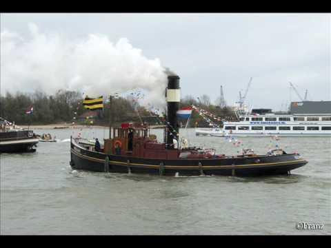 SS Hercules Sinterklaas intocht Vlaardingen en Schiedam 2009