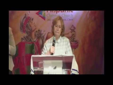 Batalha Espiritual Breakthrough, Dra Rebecca Brown MD (1/5)