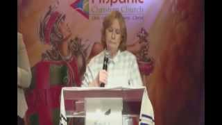 Batalha Espiritual Breakthrough, Dra Rebecca Brown MD (1/5)