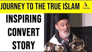 Inspiring Convert Story : How I Accepted the true Islam, Ahmadiyya