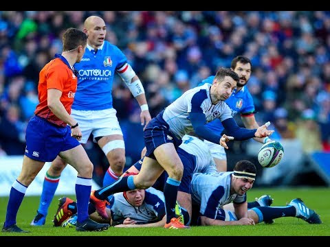 Extended Highlights: Scotland v Italy   Guinness Six Nations