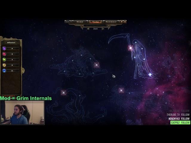 Grim Dawn - Working on a new Vitality Caster ( Noob Friendly )