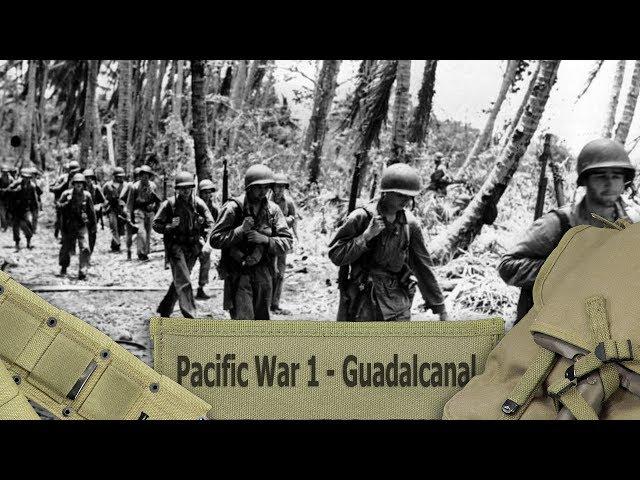 PACIFIC WAR - 1 Guadalcanal  |  Handerson Airfield | 11thMEU | Arma 3
