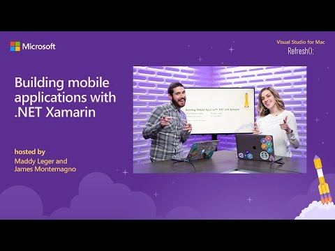Building Mobile Applications With .NET Xamarin