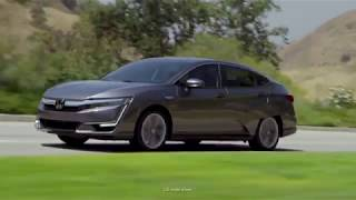 The 2018 Honda Clarity Plug-in Hybrid Walkaround