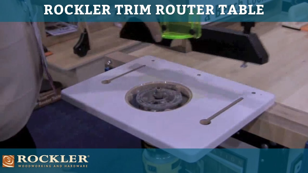 Rockler trim router table at awfs 2011 presented by woodworkers rockler trim router table at awfs 2011 presented by woodworkers journal youtube keyboard keysfo Choice Image
