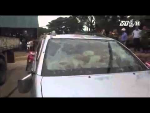 VTC14_Tìm thấy thi thể Phó Giám đốc Sở cùng chiếc xe bị lũ cuốn