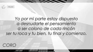 Santiago Cruz - Y Si Te Quedas que - Letra