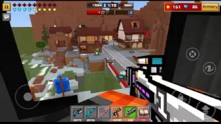 Watch me play Pixel Gun live stream🛑
