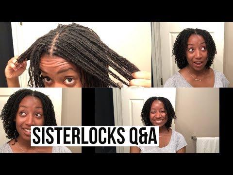 SISTERLOCKS - QUICK Q&A