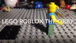 LEGO ROBLOX the obby (stop motion)