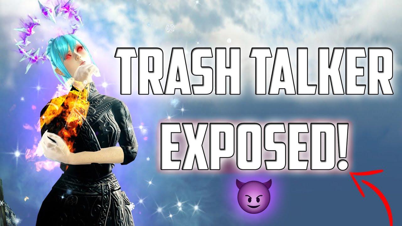 GW2 - Exposing A Trash Talker Badly In A 1v3!