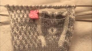 Вязание ( варежки