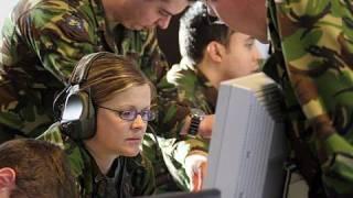 Американских военых атакуют из Интернета