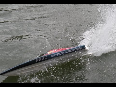RC Electric boats, Manila, Philippines