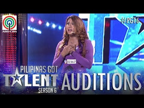 Pilipinas Got Talent 2018 Auditions: DJ Mica Balbacua - Panty Throwing while Singing