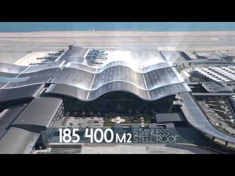 Tav Construction Hamad International Air Port Promotional Film