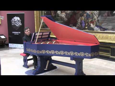 Marin MARAIS, Les Voix Humaines (Sławomir Zubrzycki, Viola Organista)