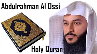 Download The Complete Holy Quran By Sheikh Abdulrahman Al Ossi 1/6