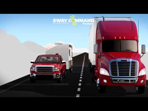 Sway Command® Tow Control Technology By Trailair