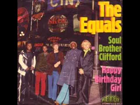 The Equals - Soul Brother Clifford (Original Hit with ORGAN!)