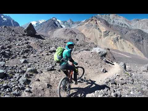 Big Mountain Bike: Laguna Del Morado