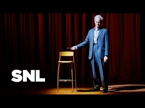 Eastwood and Chair - Saturday Night Live