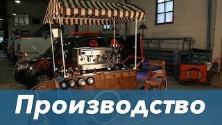 Велокофейня - Велокофе - Велобар - Веломороженое Производство www.magiccoffee.club