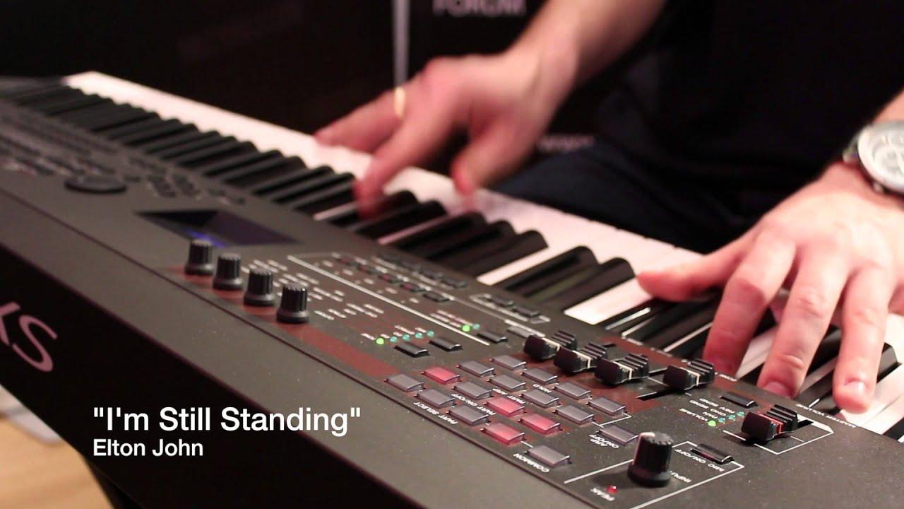 Yamaha S90 xs brzmienia free patch, free sounds