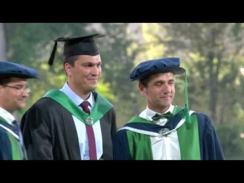 10 Convocation ceremony - MBA Graduation Ceremony 2017J