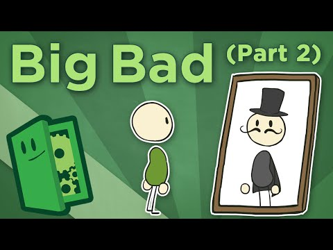 Extra Credits - Big Bad II - What Makes a Good Villain?