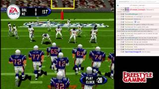 Madden 2004 Gameplay! Amazing Graphics - 1 / 3