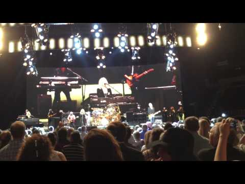 Don't Stop by Fleetwood Mac at their concert in North Little Rock, AR on April 19, 2015.