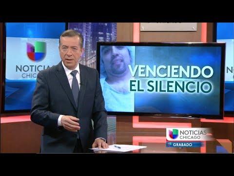 Venciendo el silencio parte 1. Carlos Flores, fundador de Academia Triunfadores.