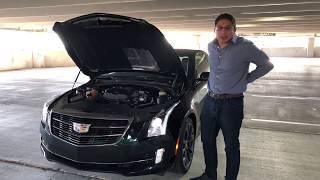 Cadillac ats K&N Intake review