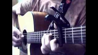 ĐỘC THOẠI (TUẤN HƯNG)- GUITAR COVER - HỢP ÂM CỰC CHUẨN
