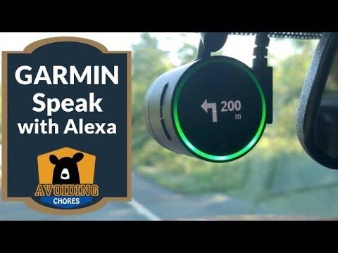 Garmin Speak Dash Cam Plus With Amazon Alexa Install And Review