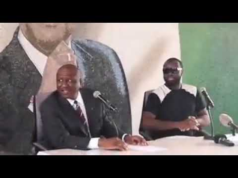 Le ministre Hamed Bakayoko offre 2 million à Zeben