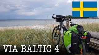"""Велопоход вокруг Балтики 2019. """"Via - Baltic"""". Швеция. Фильм четвертый. Велопутешествие."""
