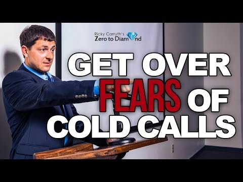 How to GET OVER THE FEAR of Cold Calling