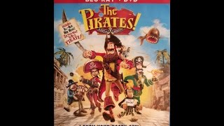 Movie Review 156 - The Pirates Band of Misfits - Video Blog
