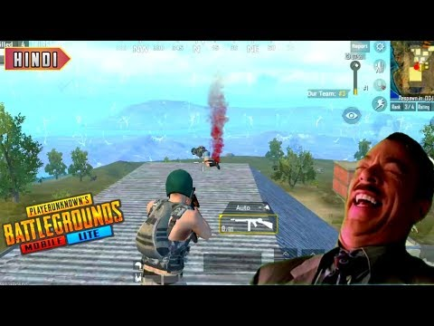 Funniest 11Minutes Of PUBG MOBILE LITE -  War Mode MELODY GAMER ( PUBG MOBILE LITE FUNNY MOMENTS)