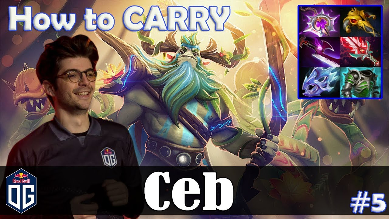 Ceb Nature S Prophet Offlane How To Carry Dota 2 Pro Mmr Gameplay 5 Youtube
