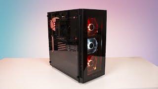 Sharkoon TG5 RGB - więcej LEDóF.