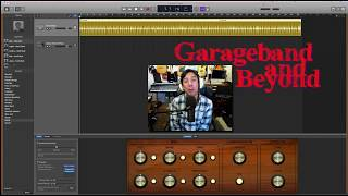Garageband Autodrummer HIDDEN FEATURES and How to reverse high-hat/Ride cymbal panning
