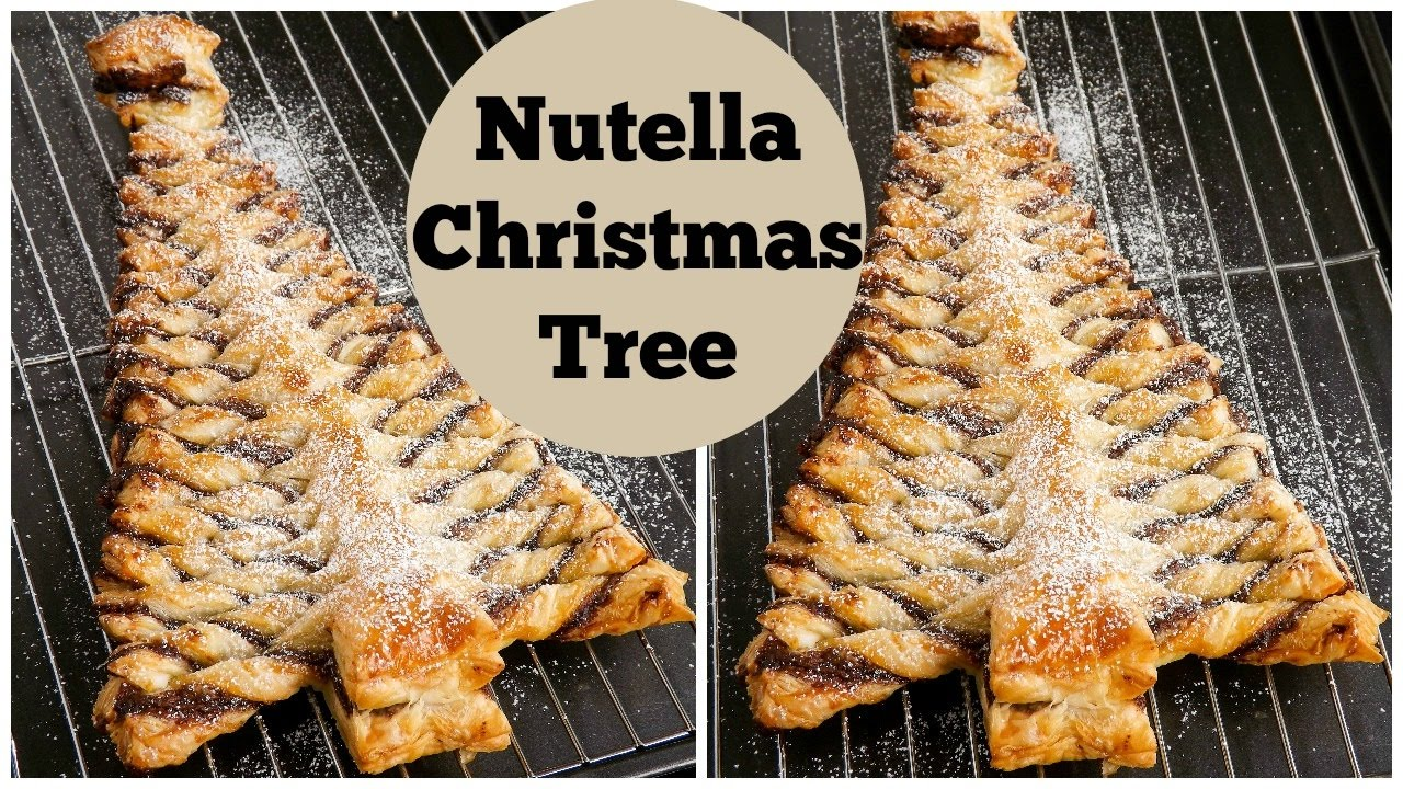 Nutella Christmas Tree.Nutella Christmas Tree Nutella Eglutė