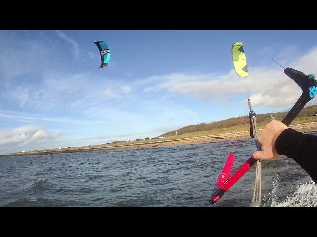 Kiteboarding Longniddry