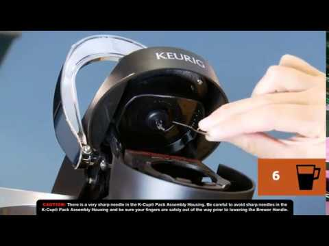 Keurig K55 Single Serve Programmable K Cup Pod Coffee Maker Black