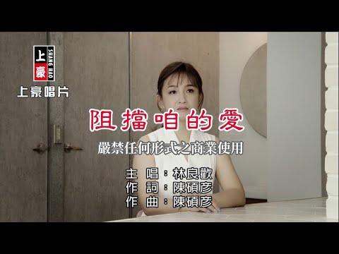 林良歡-阻擋咱的愛【KTV