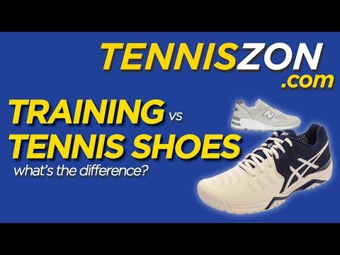 Training vs Tennis Shoes